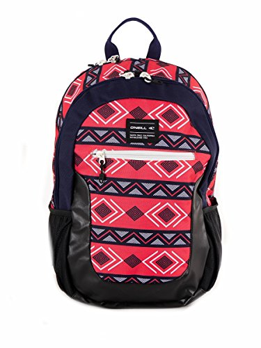 O 'Neill Mochila Backpack Ledge Rosa costura acolchado Laptop 30 L)