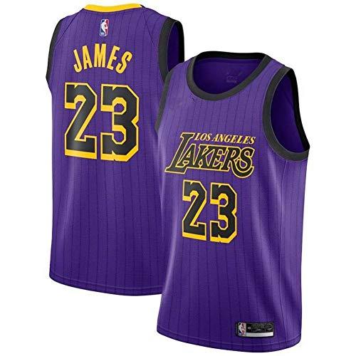 NBA Lebron James, NO.23 Lakers, Camiseta De Jugador