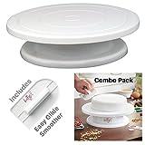 BulFyss Combo Pack Cake Turntable Revolv...