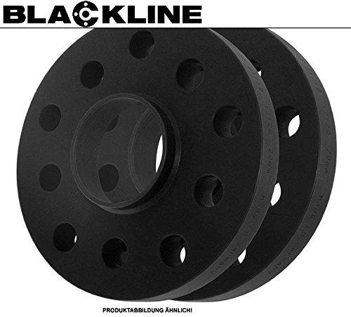 Preisvergleich Produktbild BlackLine Spurverbreiterung 40mm Achse (20mm pro Rad) LK: 4x108 NLB: 57,1mm - 20512114_4250891979237