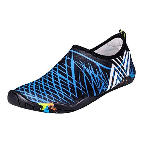 8369728fc3 UPhitnis Skin Shoes Quick-Dry Hombres Mujeres Niños Zapatillas Para el Agua
