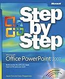 Microsoft® Office PowerPoint® 2007 Step by Step (Step by Step (Microsoft))