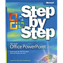 Microsoft® Office PowerPoint® 2007 Step by Step (Step by Step (Microsoft))