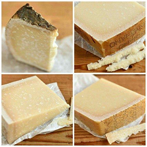 Parmesan, Pecorino & Brüder – Probierpaket – Set 4 bis 6 Sorten = 1.000g Käse VAKUUMIERT – Auch ideales Geschenk/Präsent