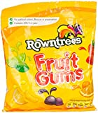 Rowntrees Fruit Gums 170g