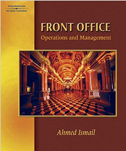 Download hotel front office management ebook