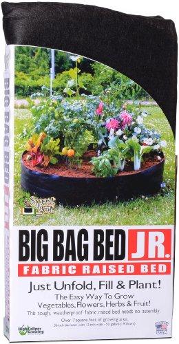 Smart Töpfe Big Bag Bed Gewebe angehoben Pflanzbett, Junior