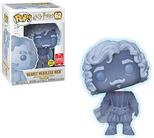 Figurine - Funko Pop - Harry Potter - Nearly Headless Nick