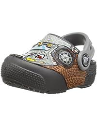 Crocs Crocsfunlab Lights Mnsttrk/Gpt, Sabots Mixte Enfant