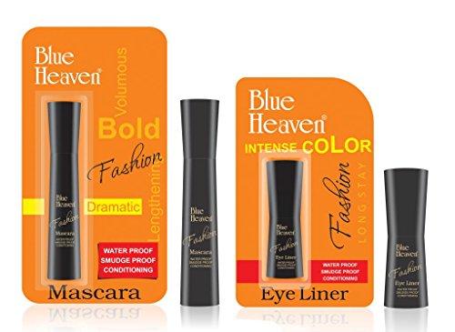 Blue Heaven Cosmetics BLUE HEAVEN Fashion Eyeliner & Mascara Combo
