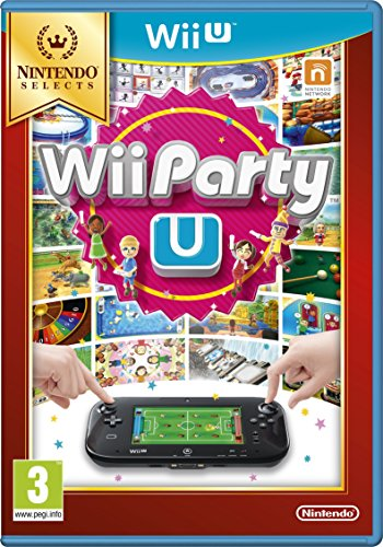 Wii Party U - Nintendo Selects - Nintendo Wii U