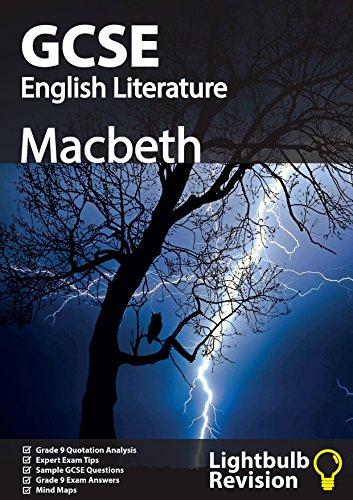Gcse english macbeth revision guide lightbulb revision book 2 gcse english macbeth revision guide lightbulb revision book 2 by oliver fandeluxe Choice Image