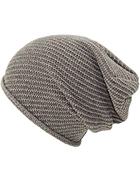 Eisbär Sombrero De Punto Para Niños Gorro Oversize Invierno Productos Marca Merina Uni (EB-30338-W17-JU4) incl...