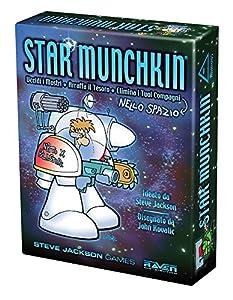 Raven Cuervo - Star Munchkin Game Company