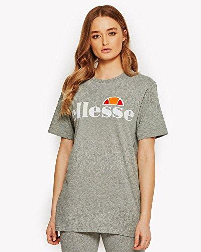 ellesse Albany T-Shirt, für Damen L Grau (ath Grey)