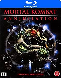 Mortal Kombat 2: Annihilation [Blu-ray] (1997) (Region 2) (Import)