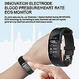 FairytaleMM P3 Smart-Band-Unterstützung EKG