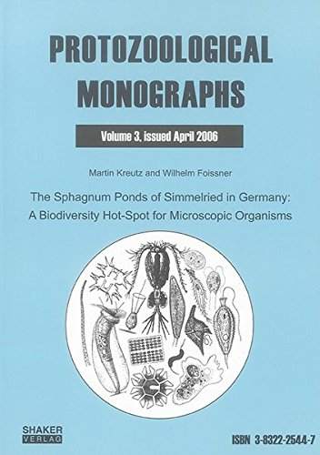 The Sphagnum Ponds of Simmelried in Germany: A Biodiversity Hot-Spot for Microscopic Organisms (Protozoological Monographs) (Absolut Shaker)