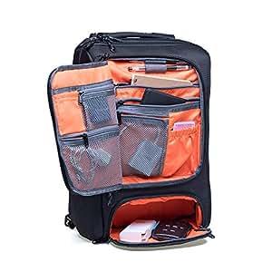 """Laptop-Rucksäcke Damen Herren KAUKKO Backpack 18 Zoll Laptop Rucksack Schulrucksack für 17"""" Notebook Lässiger Daypacks"""
