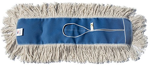 Nine Forty Industrial Strength Ultimate Cotton Dust Mop Refill - Dust Mop Heads Replacement (24