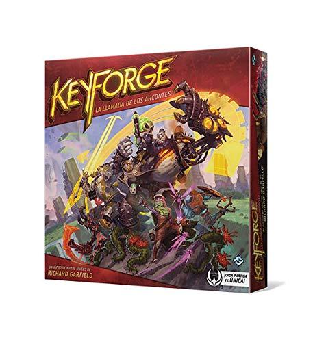 Fantasy Flight Games Keyforge - Juego de Mesa [Castellano]