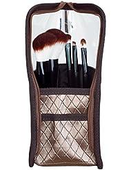Danielle Lot de 7pinceaux de maquillage professionnel, bronze