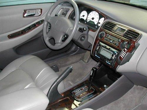 Honda Accord 4 Tür-Limousine Innen Burl Holz Dash Trim Kit Set 1998 1999 2000