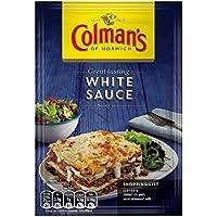 25g Mix Salsa Blanca de Colman (paquete de 12 x 25 g)