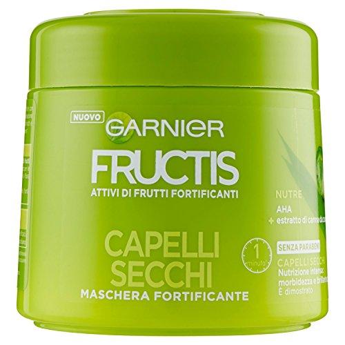 Scheda dettagliata Garnier Fructis Capelli Secchi Maschera Rigenerante per Capelli Secchi - 300 ml