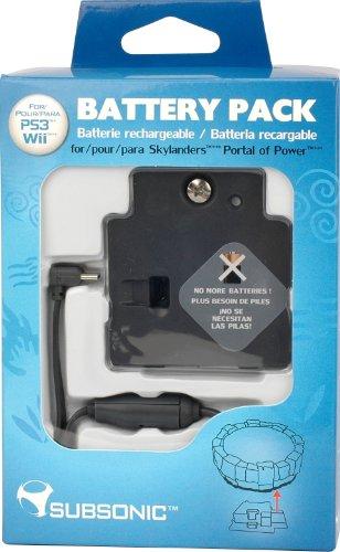 Subsonic - Batería Recargable Skylanders Portal