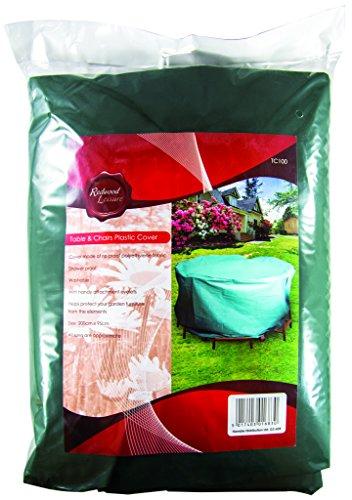Galleria fotografica Hamble Distribution ltd copertura in polietilene BB-TC100 per mobili da giardino