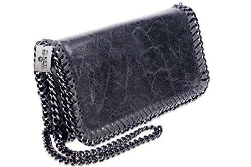 fereti-borse-grigio-vera-pelle-clutch-grigio-con-catena