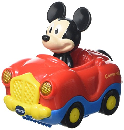 VTech 511003 Sonnez Pilotes Disney de Mickey Convertible, Multi