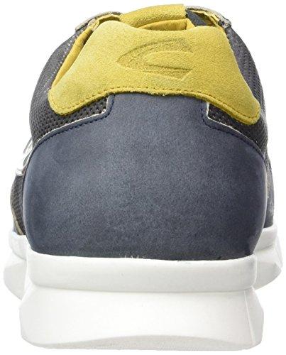 Attiva blu Cammello Piramide Homme 01 Nero Bassi 11 Giallo Sneakers Bleu w0n5Tq0rZ