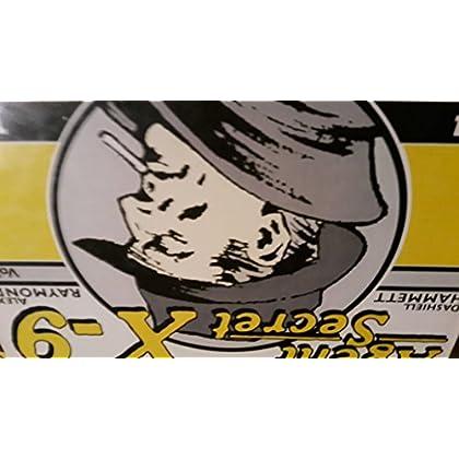 AGENT SECRET X-9 : 1934 / 1935 tome 1.