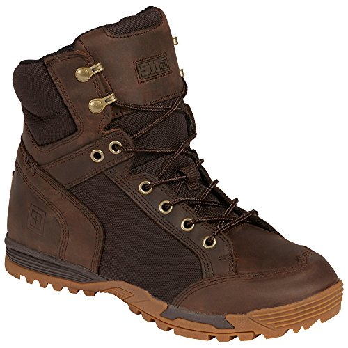 5.11 Pursuit Advance Boot Distressed Brown, 47.5, Braun