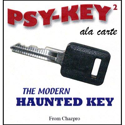 Preisvergleich Produktbild Psy-Key II (ala carte, Key Only) by Chazpro - Mentalmagie - Zaubertricks und Magie