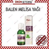 Balen Melissenöl 20 ml, hochwertig und naturrein für optimale Wirkungsstärke – gut für Nerven, Verdauung und Haut... preisvergleich bei billige-tabletten.eu