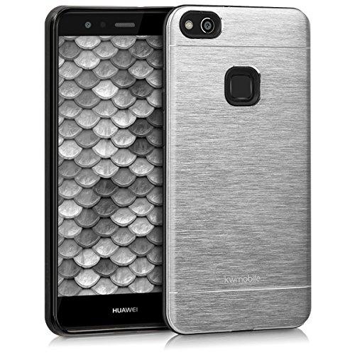 kwmobile Huawei P10 Lite Hülle - Aluminium Handy Schutzhülle - Cover Case Handyhülle für Huawei P10 Lite -