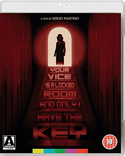 Your Vice Is A Locked Room And Only I Have The Key Blu-Ray [Reino Unido] [Blu-ray] 51xgiWxrlTL
