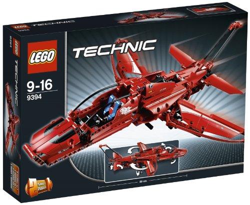 LEGO Technic 9394 - Düsenflugzeug
