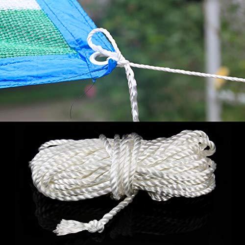 Junna 10m Mehrzweckprogramm Hausgebrauch Camping Garten Seil geflochtene Schnur Gartenwerkzeug -