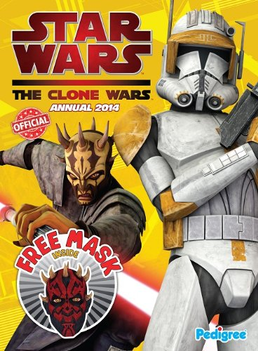 The Clone Wars Annual 2014