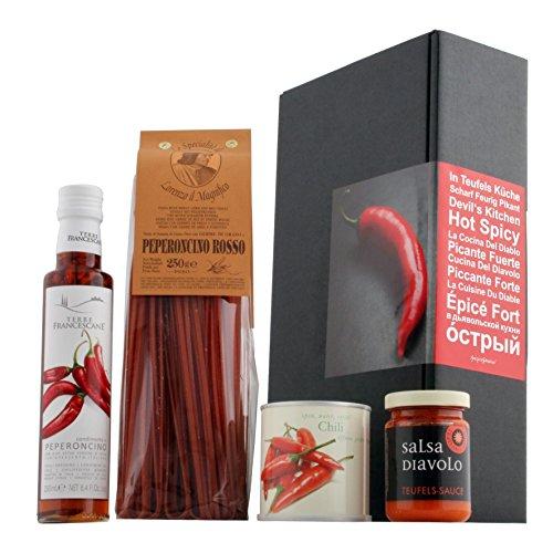 AproposGeschenk - In Teufels Küche - Das Geschenk für Scharfschmecker (In Teufels Küche)