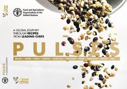 Pulses (Recipes) (Spanish): A Global Journey Through Recipes from Leading Chefs por Food and Agriculture Organization of the United Nations