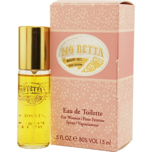 Five Star Fragrance Mo Betta Eau de Toilette Spray for Women, 0.5 Ounce by Five Star Fragrance
