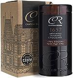 1657 - Cioccolata Calda Artigianale, 70% di Cacao, Barattolo da 140g