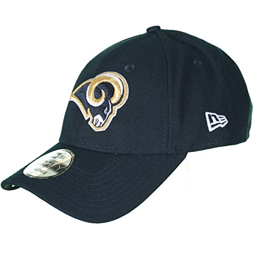 LOS ANGELES RAMS - NEW ERA 9FORTY CAP - NFL - THE LEAGUE - TEAM (Low-profile-hut Der Männer)