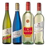 Langguth Erben Weißwein Probierpaket Fruchtig-Süß (3 x 0.75 l, 1 x 1 l)