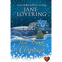 The Boys of Christmas (Choc Lit): A fun, cosy Christmas story you won't want to put down